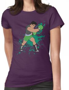 Little Mac - Super Smash Bros Womens Fitted T-Shirt