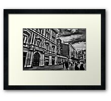 ROME - STREETSCAPE ...(3) Framed Print