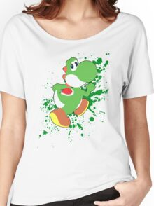 Yoshi - Super Smash Bros  Women's Relaxed Fit T-Shirt