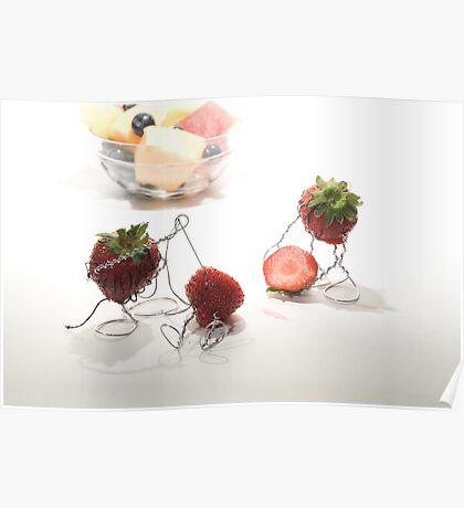 Fruit Salad Surgery Poster