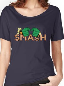 SMASH ! Women's Relaxed Fit T-Shirt