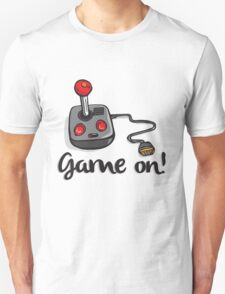 Game on! - Old school 80's computer Joystick Unisex T-Shirt