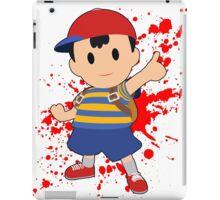 Ness - Super Smash Bros iPad Case/Skin