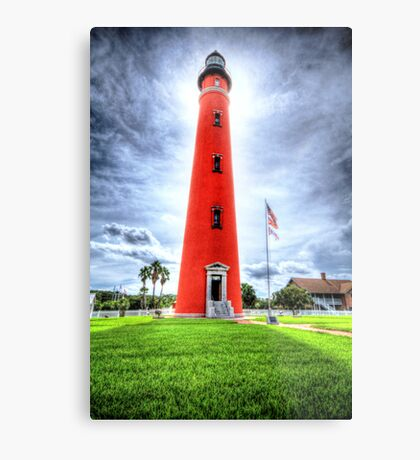 Ponce de Leon Lighthouse Metal Print