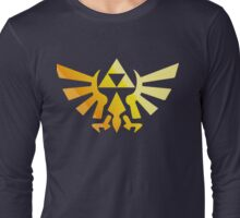 Zelda Gold Long Sleeve T-Shirt