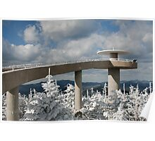 Clingman's Dome Poster