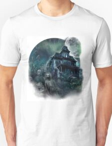 The Haunted House Paranormal T-Shirt