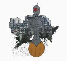 roller-bot  by IanByfordArt