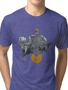 roller-bot  Tri-blend T-Shirt