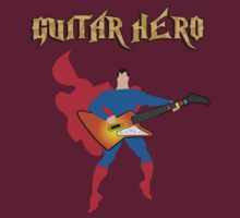 Guitar Hero wordgame by yossi rabinovich