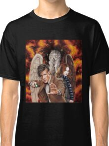 Matt Smith ; The Time of Angels Classic T-Shirt