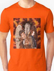 Matt Smith ; The Time of Angels Unisex T-Shirt