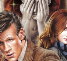 Matt Smith ; The Time of Angels Sticker