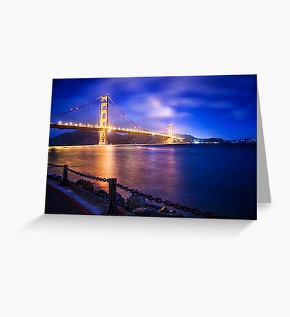 Fort Bridge Greeting Card