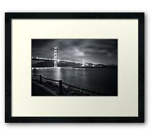 Fort Bridge Two Framed Print