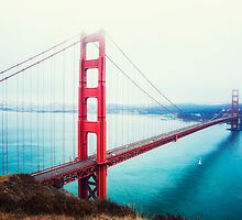 Golden Gate Day by jswolfphoto