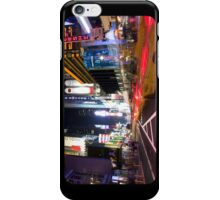 Times Square Speed iPhone Case/Skin