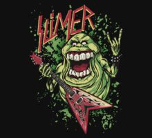 SLIMER THRASHIN' MAD!!! Kids Clothes