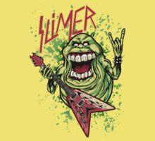 SLIMER THRASHIN' MAD!!! Kids Tee