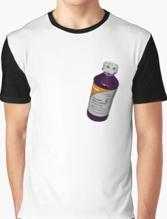 Codeine/lean Graphic T-Shirt