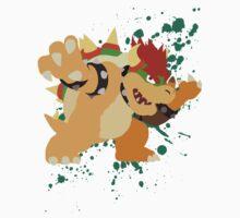 Bowser - Super Smash Bros by PrincessCatanna