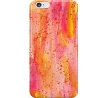 Flame abstract iPhone Case/Skin