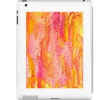 Flame abstract iPad Case/Skin