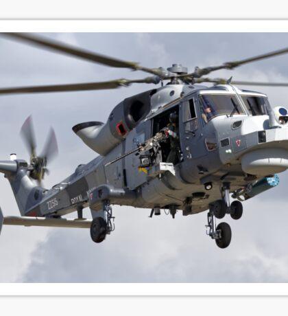 AgustaWestland Wildcat HMA.2  Sticker
