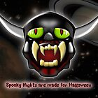 Spooky Nights are Made for Halloween by Dennis Melling