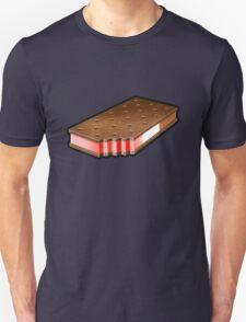 Ice Cream Sandwich Cool Summer Treat T-Shirt