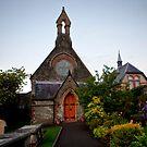 Church in Derry by Béla Török