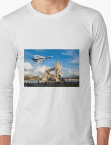 Two Icons, Ancient and Modern Long Sleeve T-Shirt