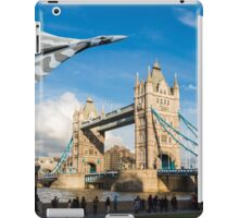 Two Icons, Ancient and Modern iPad Case/Skin