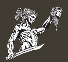 Greek Mytholgy Perseus and Medusa by ZugArt