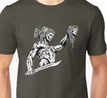 Greek Mytholgy Perseus and Medusa Unisex T-Shirt