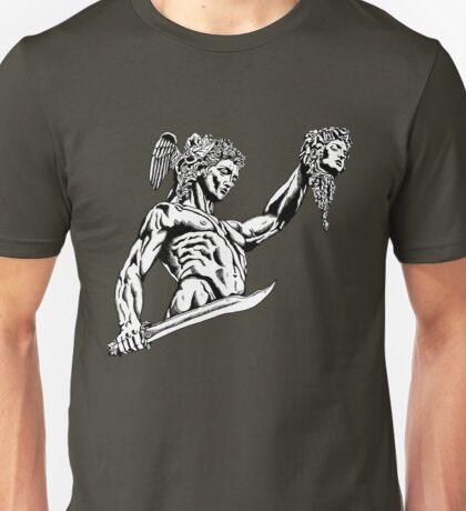 Greek Mytholgy Perseus and Medusa Unisex T-Shirt