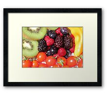 Got To Love This Season!!! Framed Print