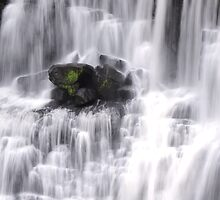 Australian Waterfall by AdNuminousNot