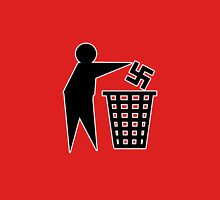 anti nazi human respect against racism Unisex T-Shirt