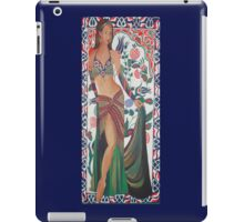 Beautiful Exotic Belly Dancer Woman iPad Case/Skin