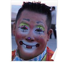 Portrait Of A Clown - Retrato De Un Payaso Poster