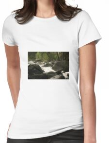 Nature Womens Fitted T-Shirt