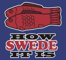 How Swede It Is by DetourShirts