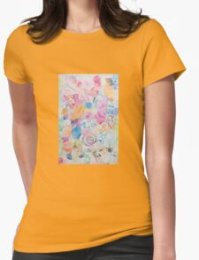 Pieces of a Dream Womens Fitted T-Shirt