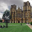 Wells Cathedral by Paul Woloschuk