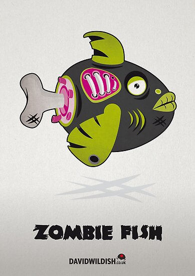 ZombieFish by David Wildish