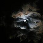 Once in a blue Moon - Rare phenomenon by patjila