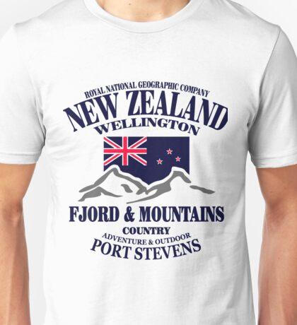 New Zealand Unisex T-Shirt
