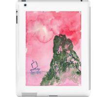 Ship on the Horizon iPad Case/Skin