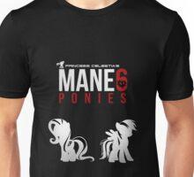 Mane 6 Ponies Unisex T-Shirt